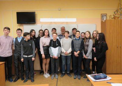 Deutschunterricht in Kostroma