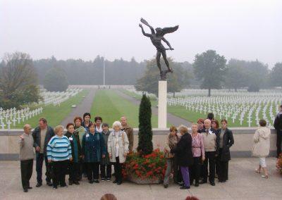 Auf dem Soldatenfriedhof
